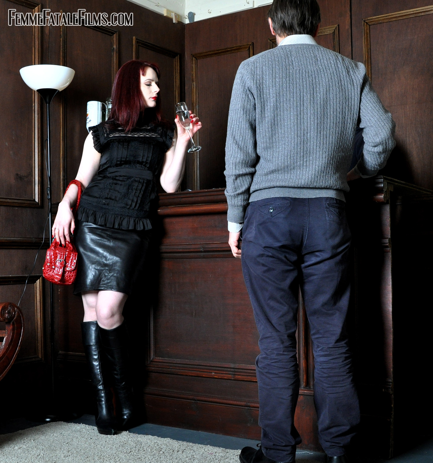 Mistress threatens to tell wife love potion changes her mind - 5 2