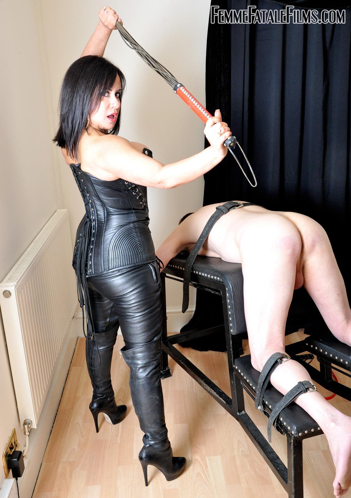 Femdom chastity domination
