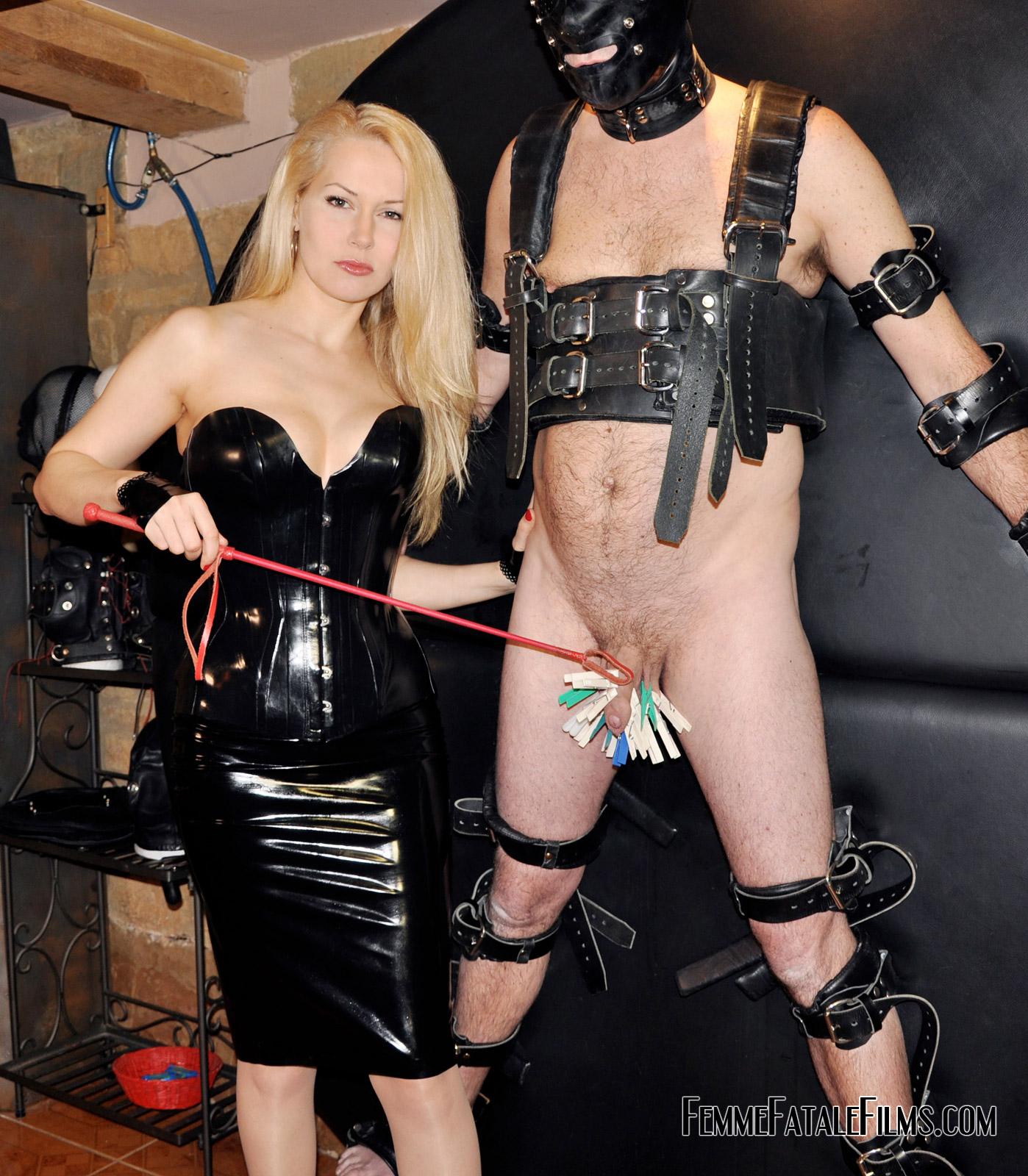 Bondage clips