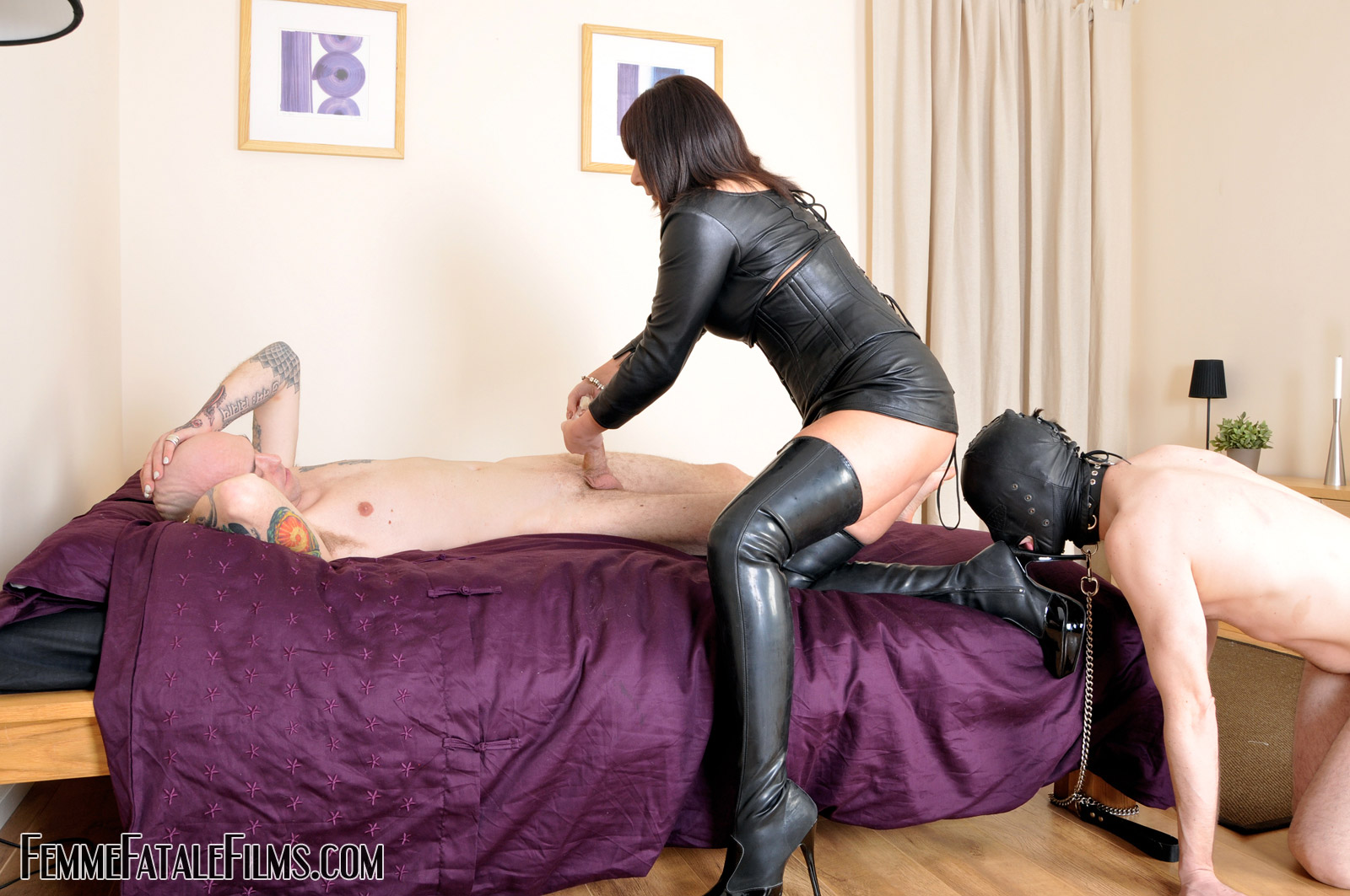 Cuckolded by mistress t and shane diesel - 1 1