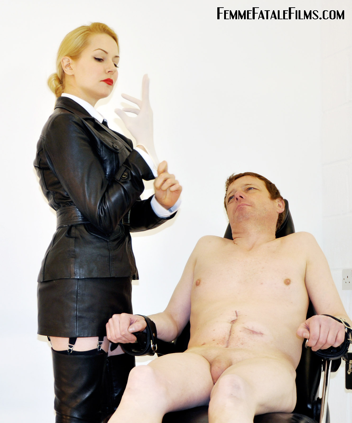 Cbt domme