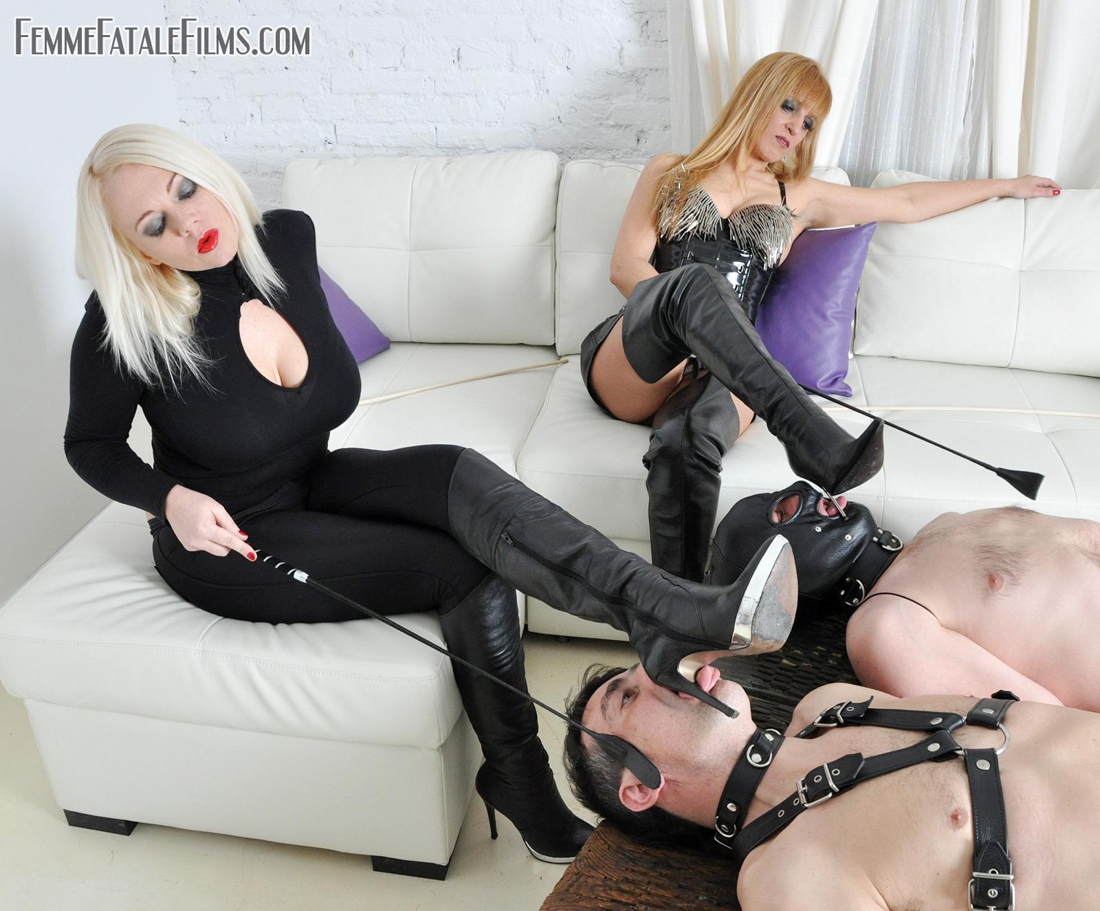 high-heels-domination