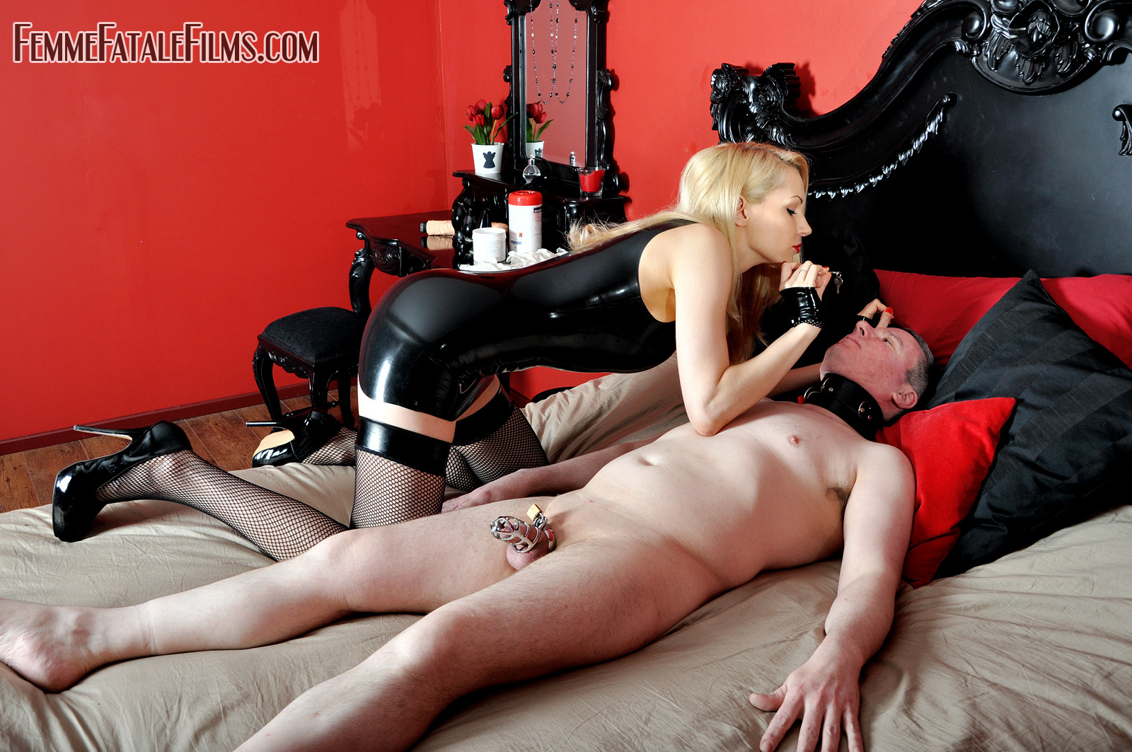 Dominatrix porn video