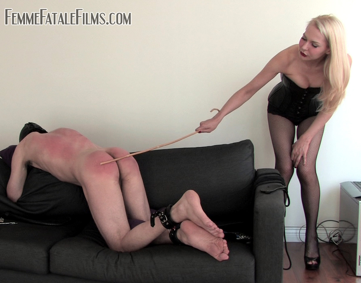 German Mature Whipping