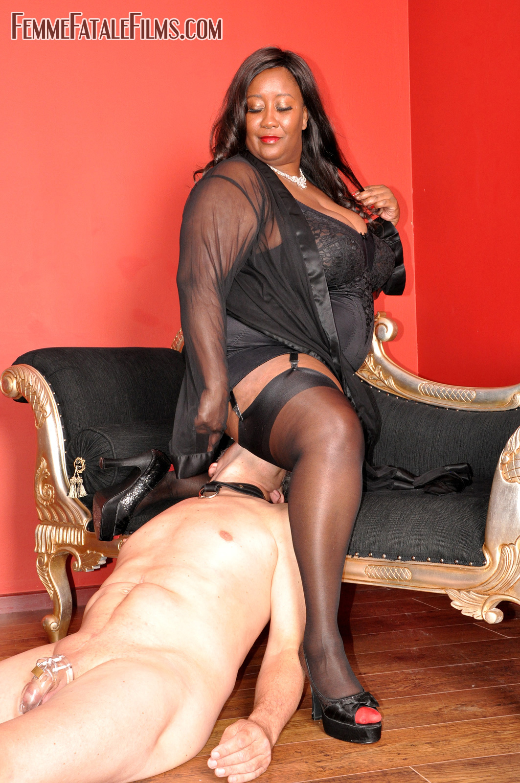 Love seattle bbw domination sissy make more