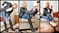 Dirty Doormat Slave - April, 2016 - Mistress Akella / Foot Worship / Spitting / Humiliation